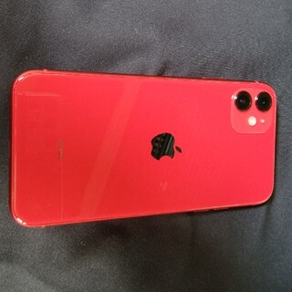 Apple - iPhone 11 (PRODUCT)RED 64 GB