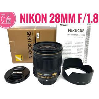 Nikon - ✨美品✨NIKON AF-S NIKKOR 28mm f/1.8 G N