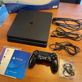 PlayStation4 - SONY PlayStation4  1TB 本体 CUH-2100BB01