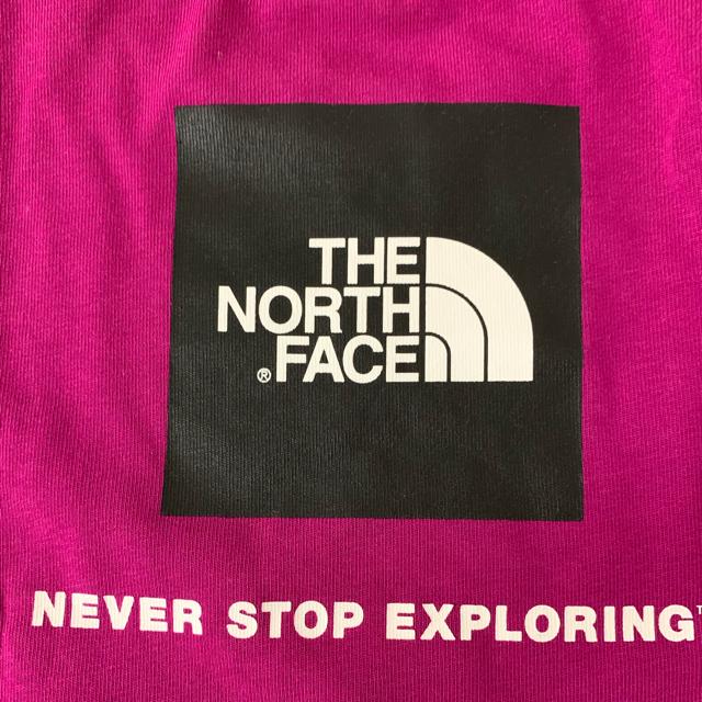THE NORTH FACE(ザノースフェイス)のノースフェイス ロンT キッズ キッズ/ベビー/マタニティのベビー服(~85cm)(Tシャツ)の商品写真