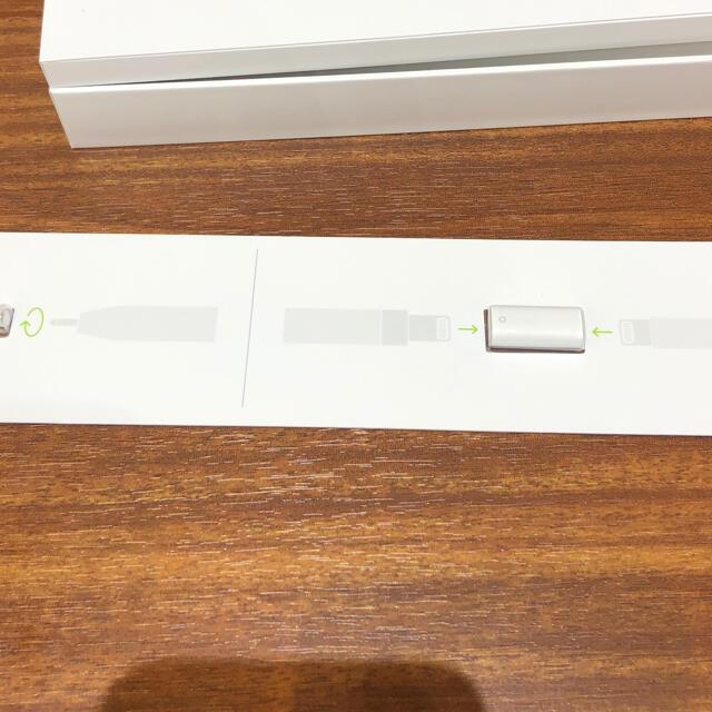 iPad(アイパッド)のapplepencil (第1世代) スマホ/家電/カメラのPC/タブレット(タブレット)の商品写真