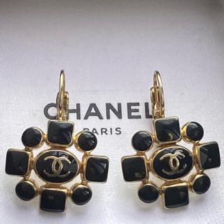 CHANEL - シャネル❤️落ちにくい金具❤️揺れるピアス