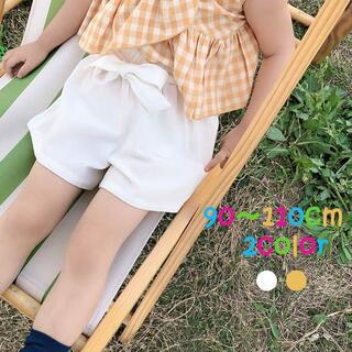 韓国キッズ 子供服 キュロット ショートパンツ 90 100 110 夏(パンツ/スパッツ)