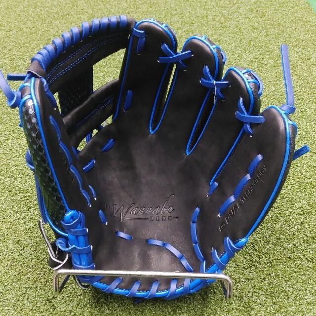 wilson(ウィルソン)のウィルソン[wilson]軟式用 内野手用 グローブ スポーツ/アウトドアの野球(グローブ)の商品写真