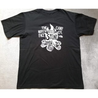 THE NORTH FACE - ☆THE NORTH FACE キャンプ Tシャツ XL 中古品