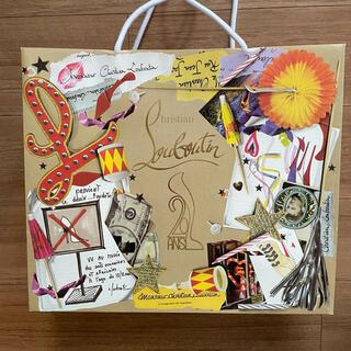 クリスチャンルブタン(Christian Louboutin)のクリスチャンルブタン 20周年記念 限定 ショッパー (ショップ袋)