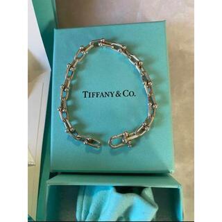 Tiffany & Co. - ティファニー ハードウェア リンク ブレスレット バングル