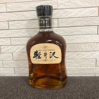 軽井沢8年 ウイスキー メルシャン