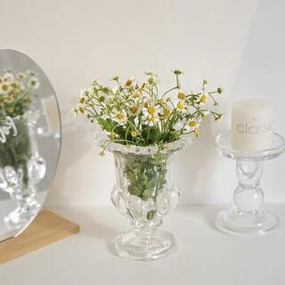 新品 花瓶 おしゃれ 置物 ガラス 花びん インテリア雑貨 フラワーベース