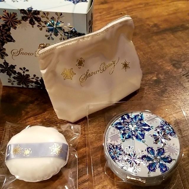 SHISEIDO (資生堂)(シセイドウ)の資生堂 スノービューティー ホワイトニング フェースパウダー 2019 コスメ/美容のベースメイク/化粧品(フェイスパウダー)の商品写真