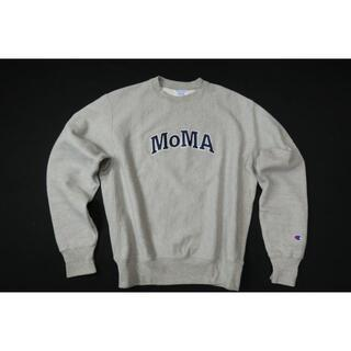Champion - MoMA x Champion トレーナー チャンピオンスウェット