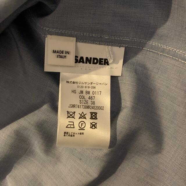 Jil Sander(ジルサンダー)のジルサンダー  シャツ メンズのトップス(シャツ)の商品写真