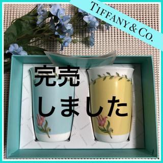 Tiffany & Co. - ティファニーフリーカップセット