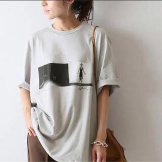 フレームワーク(FRAMeWORK)のフレームワーク john mason smith 別注フォトT(Tシャツ(半袖/袖なし))