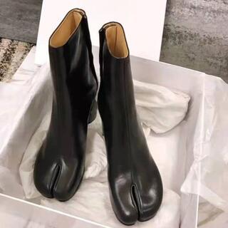 maison margiera マルジェラ tabi 足袋ブーツ 3cmヒール