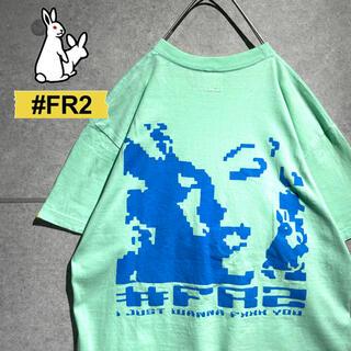 ステューシー(STUSSY)のFR2 エフアールツー 激レア 希少デザイン マリリンモンロー Tシャツ(Tシャツ/カットソー(半袖/袖なし))