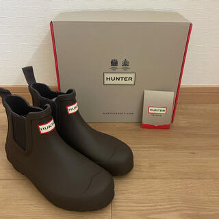 ハンター(HUNTER)のハンター レインブーツ ビターチョコ(レインブーツ/長靴)