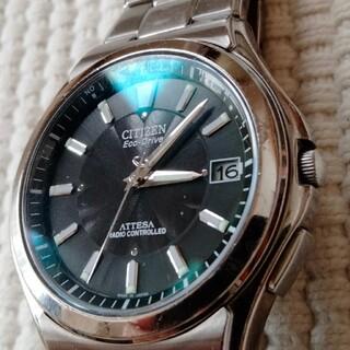 シチズン(CITIZEN)のシチズン アテッサ 電波ソーラー 耐磁 Perfex (腕時計(アナログ))