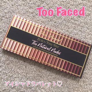 Too Faced - 週末セール⭐︎Too Faced アイシャドウパレット