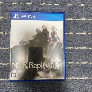NieR Replicant ver.1.22474487139... PS4(家庭用ゲームソフト)