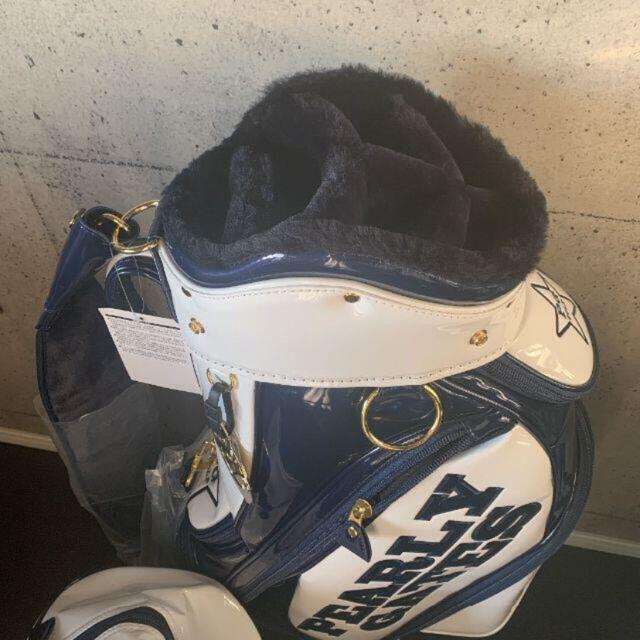 PEARLY GATES(パーリーゲイツ)のくー様 専用 スポーツ/アウトドアのゴルフ(バッグ)の商品写真