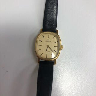 OMEGA - OMEGA DE VILLE オメガデビル手巻き腕時計 正規品