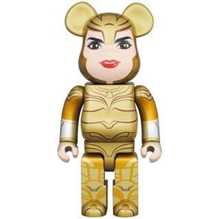 BE@RBRICK WONDER WOMAN GOLDEN ARMOR 400%(その他)