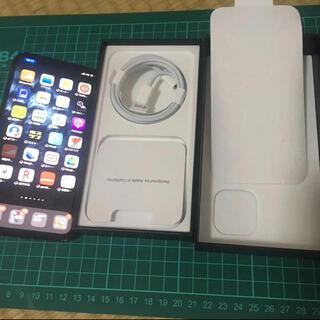 Apple - iphone12 pro 128gb パシフィックブルー simフリー