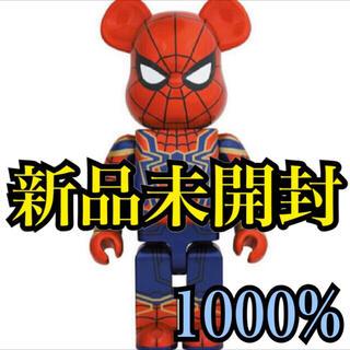MEDICOM TOY - BE@RBRICK IRON SPIDER 1000% スパイダーマン 新品