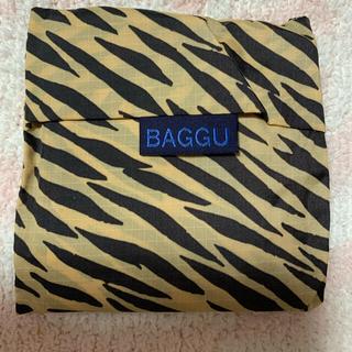 ☆BAGGU エコバッグ☆【スタンダードサイズ】タイガーストライプ柄