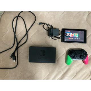 Nintendo Switch - 任天堂スイッチモンハンライズダウンロード版付き