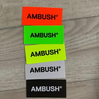 AMBUSH - ambushステッカー