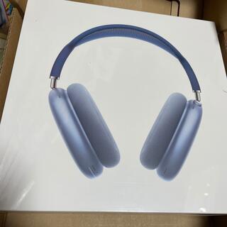 アップル(Apple)のApple AirPods Max MGYJ3J/A ブルー(ヘッドフォン/イヤフォン)