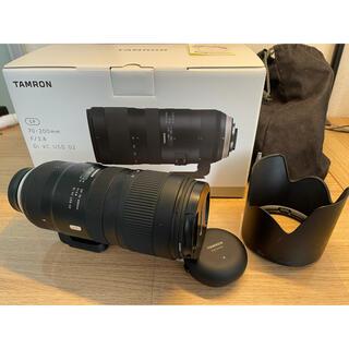 TAMRON - TAMRON 70-200 F2.8 G2 A025N (ニコンF用)