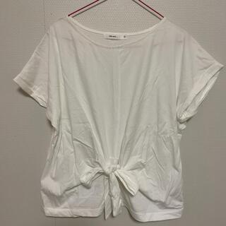 ニコアンド(niko and...)のニコアンド トップスL(Tシャツ(半袖/袖なし))