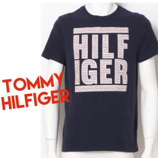 TOMMY HILFIGER - TOMMY HILFIGER  【トミーヒルフィガー】 ロゴTシャツ新品✨