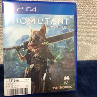 プレイステーション4(PlayStation4)のバイオミュータント PS4(家庭用ゲームソフト)