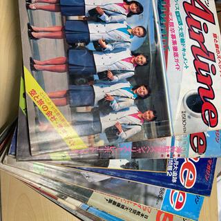 月刊エアライン1981年2月〜1981年12月号(11冊)イカロス出版(専門誌)