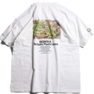 ベドウィン(BEDWIN)のBotanize x Bedwin&Heartbreakers  ロゴTシャツ(Tシャツ/カットソー(半袖/袖なし))