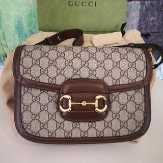 Gucci - Gucci グッチ 1955 ホースビット ショルダー バッグ