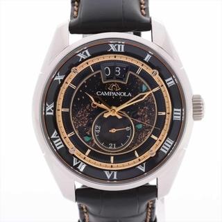シチズン(CITIZEN)のシチズン カンパノラ SS×革   メンズ 腕時計(腕時計(アナログ))