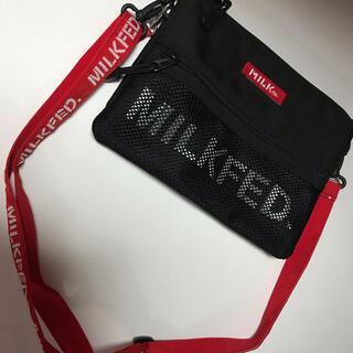 ミルクフェド(MILKFED.)のミルクフェド  ショルダー バッグ(ショルダーバッグ)
