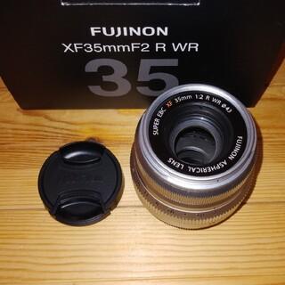 富士フイルム - FUJIFILM XF35mm F2 R WR