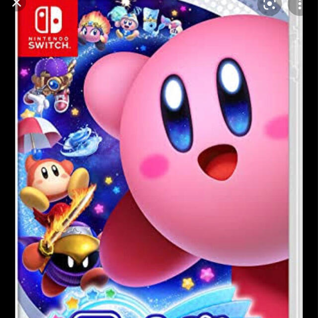 Nintendo Switch(ニンテンドースイッチ)の星のカービィ スターアライズ Switch 中古 エンタメ/ホビーのゲームソフト/ゲーム機本体(家庭用ゲームソフト)の商品写真