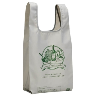 エポック(EPOCH)のレジ袋エコバッグ (カプセルなし、ミニブック付) (エコバッグ)