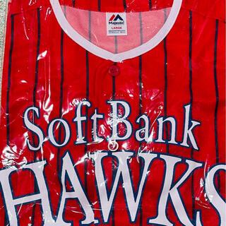 ソフトバンクホークス2021 鷹の祭典ユニフォーム (サイズL)