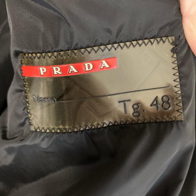 PRADA(プラダ)のプラダスポーツ ナイロンジャケット 3way アーカイブ GORE-TEX メンズのジャケット/アウター(ナイロンジャケット)の商品写真