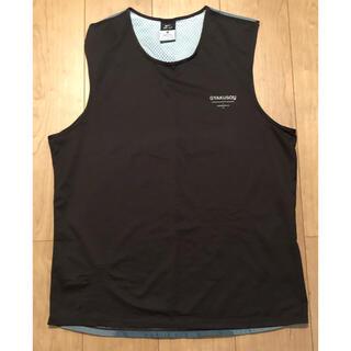 NIKE - GYAKUSOU スウェットレスマッピング ランニングシャツ
