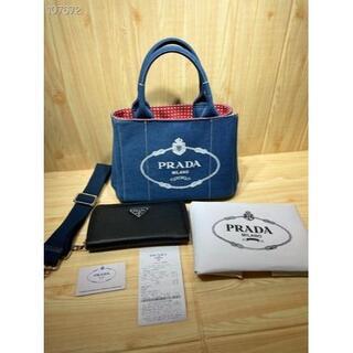 PRADA - 大幅値下げ  プラダ人気2点セット ショッピングバッグ #6