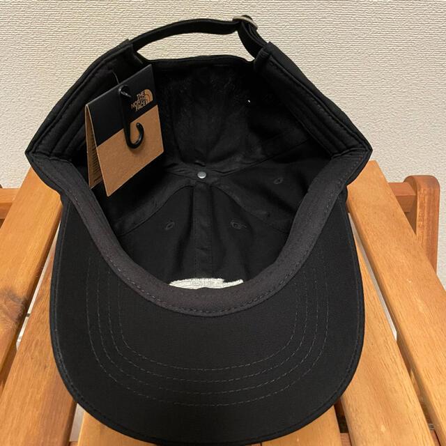 THE NORTH FACE(ザノースフェイス)のノースフェイス キャップ 黒 the north face norm cap メンズの帽子(キャップ)の商品写真